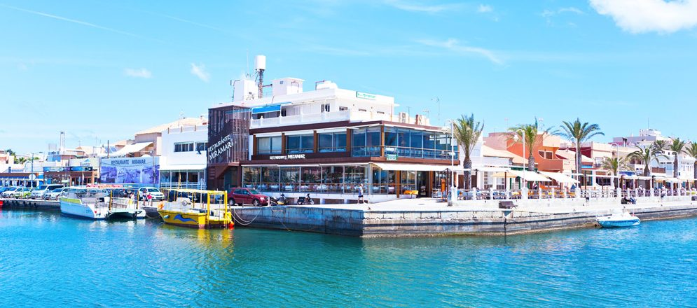 the best restaurants of cabo de palos