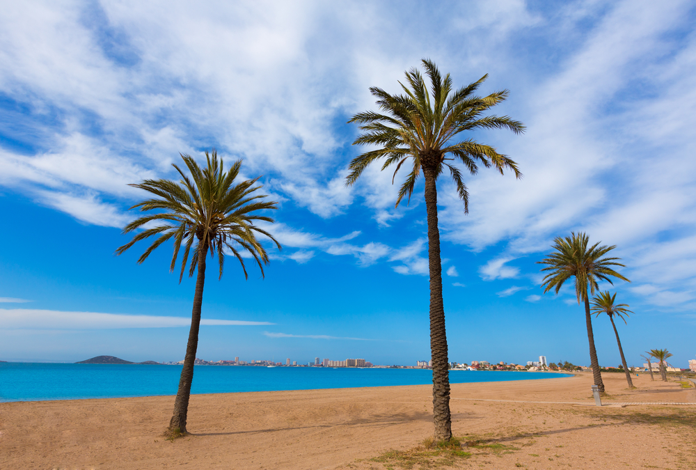 cities with the best climate of spain