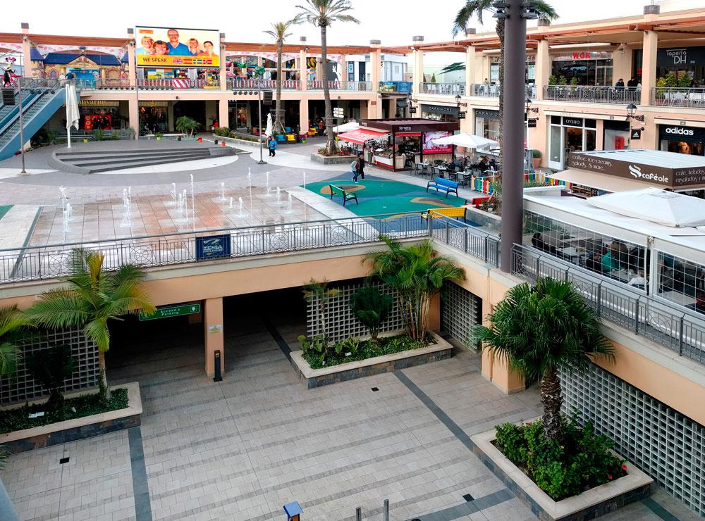 centros comerciales la manga